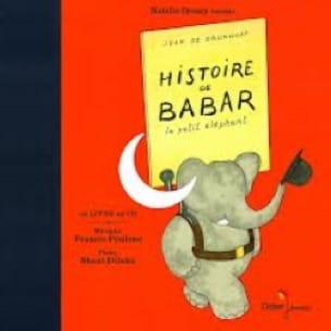 Histoire de Babar, le Petit Eléphant - laflutedepan.com