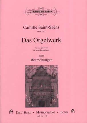 Oeuvre D'orgue Volume 6 SAINT-SAËNS Partition Orgue - laflutedepan