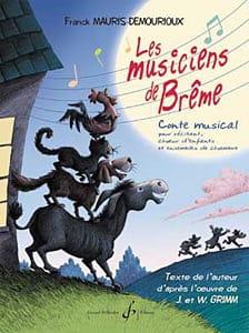Les Musiciens de Brême. Conducteur. laflutedepan