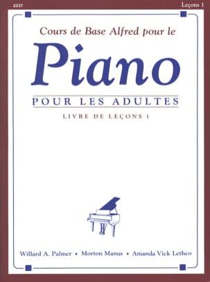 Cours de Piano Adultes. Volume 1 laflutedepan