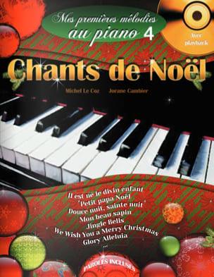 Chants de Noël - Mes premières mélodies au Piano laflutedepan