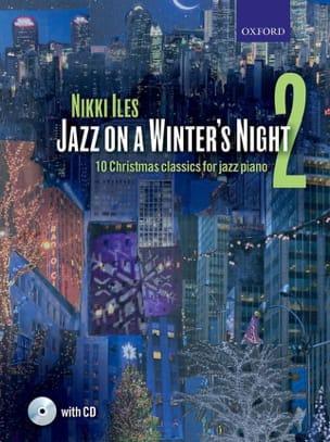 Jazz On a Winter's Night Volume 2 Nikki Iles Partition laflutedepan