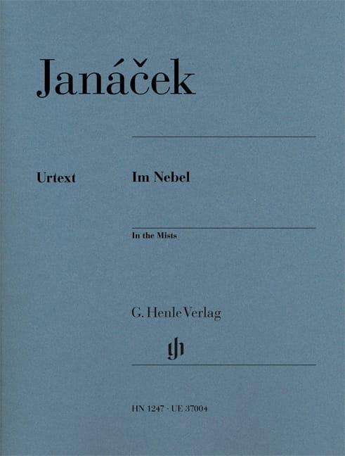 Dans les brumes - JANACEK - Partition - Piano - laflutedepan.be