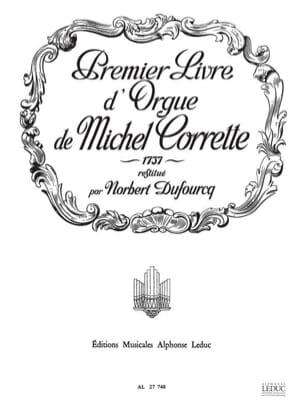 Livre D'orgue N°1 - laflutedepan.com