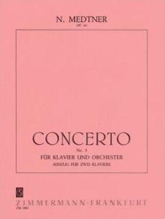 Nicolai Medtner - Concierto para piano n.º 2 Op. 50 - Partition - di-arezzo.es