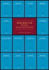 Bärenreiter Opera Kaleidoscope pour Soprano Partition laflutedepan