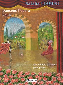 Dansons l'Opéra Volume 4 Natalia Flament Partition laflutedepan