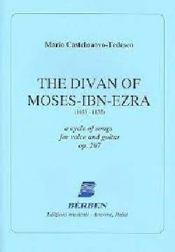 The Divan Of Moses-Ibn-Ezra Opus 207 laflutedepan