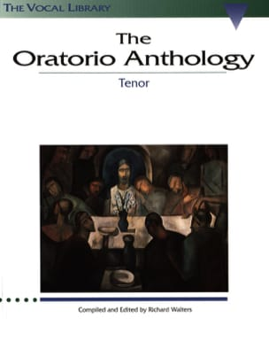 The Oratorio Anthology. Ténor Partition Recueils - laflutedepan