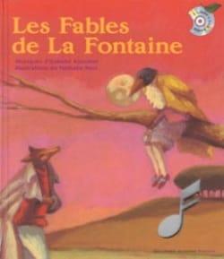 Les Fables de la Fontaine Isabelle Aboulker Livre laflutedepan