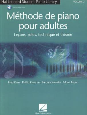 Methode de Piano pour Adultes Volume 2 laflutedepan