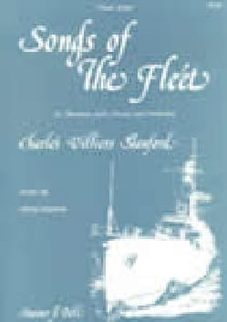 Songs Of The Fleet Charles Villiers Stanford Partition laflutedepan