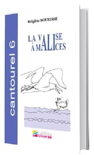 La Valise à malices Sourisse Brigitte / Lesage Jean-Marc laflutedepan