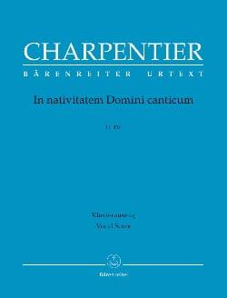 In Navitatem Domini Canticum H 416 - CHARPENTIER - laflutedepan.com