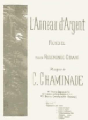 L'anneau D'argent - Cécile Chaminade - Partition - laflutedepan.com
