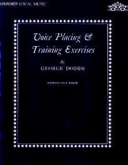 Voice Placing And Training Exercices Vx Haute Dodds laflutedepan