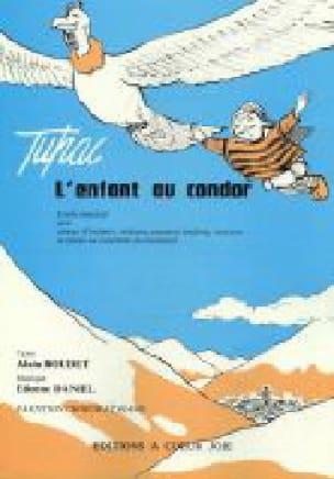 L'Enfant au Condor - Etienne Daniel - Partition - laflutedepan.com