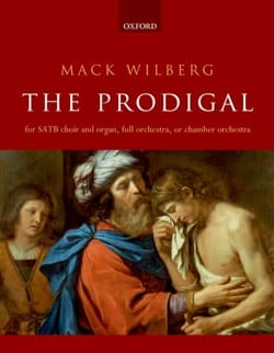 The Prodigal Mack Wilberg Partition Chœur - laflutedepan