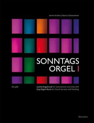 Sonntagsorgel, Volume 1 - Festive Music, Fugues, Trios - Partition - di-arezzo.com
