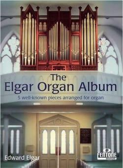 Organ Album ELGAR Partition Orgue - laflutedepan