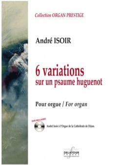 6 Variations sur un psaume Huguenot André Isoir laflutedepan