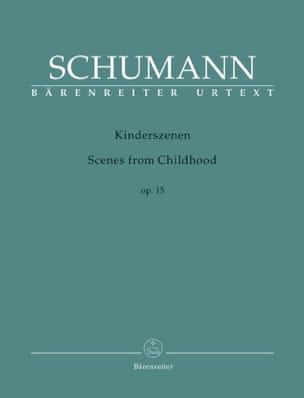 Kinderszenen Opus 15 SCHUMANN Partition Piano - laflutedepan