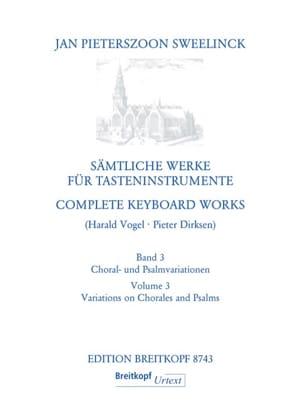 Sämtliche Werke Für Tasteninstrumente Volume 3 laflutedepan