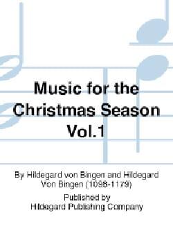 Music Christmas Seasons. Volume 1 Hildegard von Bingen laflutedepan