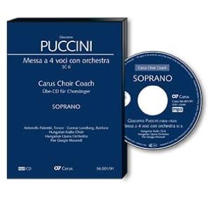 Messa a 4 voci con orchestra SC 6. CD (MP3) Alto CHOEUR laflutedepan