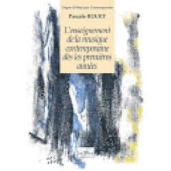 Pascale Rouet - The teaching of contemporary music in the early years - Partition - di-arezzo.com