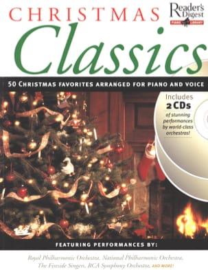 Christmas Classics Partition Pour enfants - laflutedepan