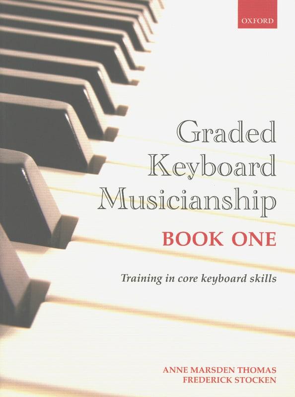 Graded Keyboard Musicianship. Volume 1 - laflutedepan.com