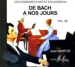 de Bach à nos Jours - Volume 4B - CD DE BACH A NOS JOURS laflutedepan
