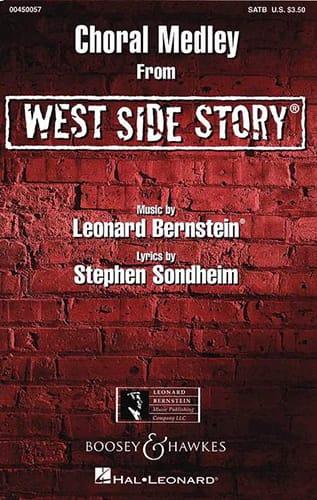 West Side Story. Choral Medley - BERNSTEIN - laflutedepan.com