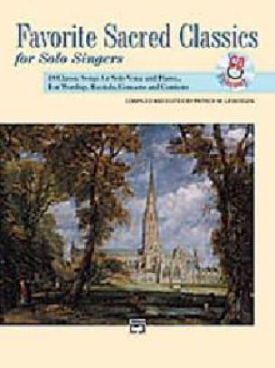 Favorite Sacred Classics. Voix Haute - laflutedepan.com