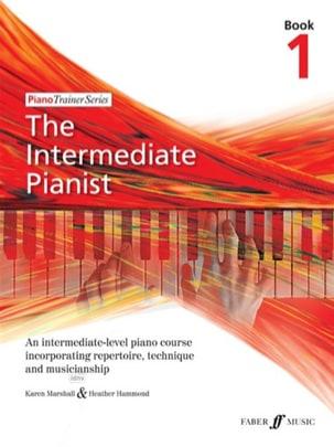 The intermediate Pianist Book 1 laflutedepan