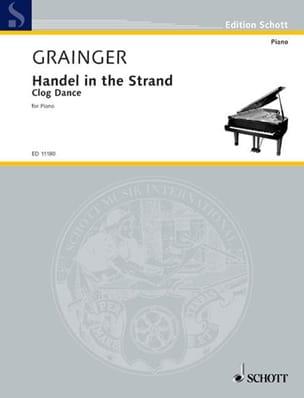 Handel In The Strand Percy A Grainger Partition Piano - laflutedepan