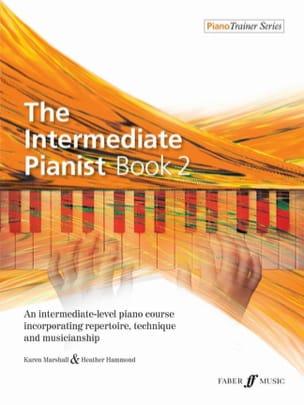 The Intermediate Pianist Book 2 laflutedepan