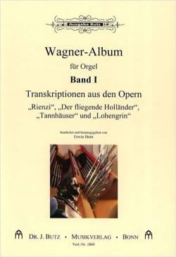 Transcriptions D'opéras Volume 1 WAGNER Partition Orgue - laflutedepan