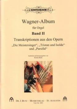 Transcriptions D'opéras Volume 2 WAGNER Partition Orgue - laflutedepan