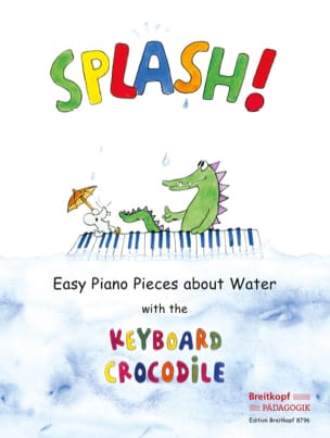 Splash ! Partition Piano - laflutedepan