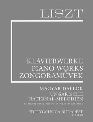 Hungarian Folk Songs and other Melodies. Supplément 7 laflutedepan
