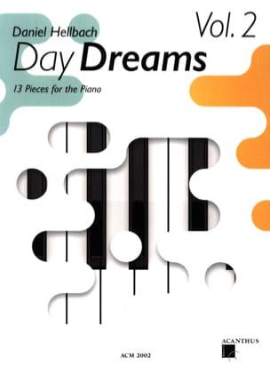 Day Dreams Volume 2 - Daniel Hellbach - Partition - laflutedepan.com