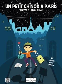 Un petit chinois à Paris Ching-Ling CHOW Partition laflutedepan