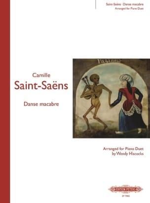 Danse Macabre Opus 40. 4 Mains - SAINT-SAËNS - laflutedepan.com