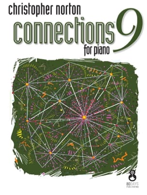 Connections for Piano 9 Christopher Norton Partition laflutedepan