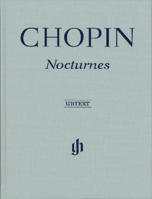 Nocturnes - Edition Reliée CHOPIN Partition Piano - laflutedepan