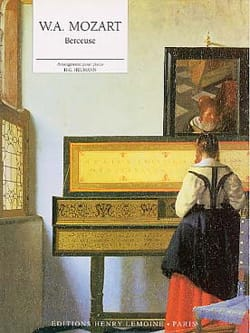 Berceuse - MOZART - Partition - Piano - laflutedepan.com