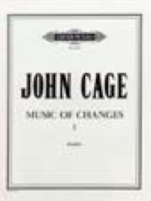 Music of Changes 1 - CAGE - Partition - Piano - laflutedepan.com