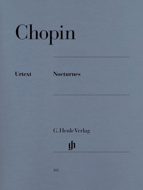 Nocturnes - CHOPIN - Partition - Piano - laflutedepan.com
